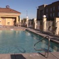 Swimming pool at Holiday Inn Express & Suites Merced
