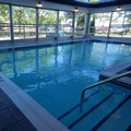 Swimming pool at Holiday Inn Express & Suites Milford