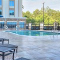 Swimming pool at Holiday Inn Express & Suites Mobile / Saraland