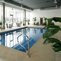 Swimming pool at Holiday Inn Express & Suites Montreal Airport