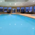 Swimming pool at Holiday Inn Express & Suites Moultrie