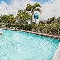 Swimming pool at Holiday Inn Express & Suites Nearest Universal Orlando