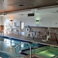 Swimming pool at Holiday Inn Express & Suites New Buffalo Mi