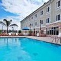 Swimming pool at Holiday Inn Express & Suites New Iberia / Avery Is