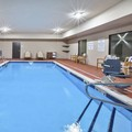 Swimming pool at Holiday Inn Express & Suites Niles