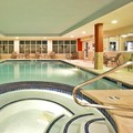 Swimming pool at Holiday Inn Express & Suites North