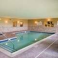 Swimming pool at Holiday Inn Express & Suites Northwood