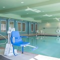 Swimming pool at Holiday Inn Express & Suites Norwood Boston Area