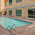 Swimming pool at Holiday Inn Express & Suites Nw Cypress Grand Parkway