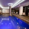Swimming pool at Holiday Inn Express & Suites Okc Downtown Brickt