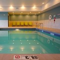 Swimming pool at Holiday Inn Express & Suites Omaha Millard Area
