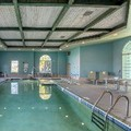 Swimming pool at Holiday Inn Express & Suites Oshkosh