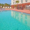 Photo of Holiday Inn Express & Suites Panama City Tyndall Pool