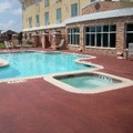 Swimming pool at Holiday Inn Express & Suites Pearland