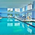 Swimming pool at Holiday Inn Express & Suites Petoskey