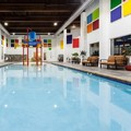 Swimming pool at Holiday Inn Express & Suites Rapid City