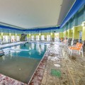 Swimming pool at Holiday Inn Express & Suites Raymondville