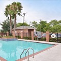 Swimming pool at Holiday Inn Express & Suites San Antonio South