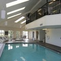 Swimming pool at Holiday Inn Express & Suites San Jose Morgan Hill