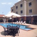 Swimming pool at Holiday Inn Express & Suites Scott / Lafayette Wes