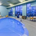 Swimming pool at Holiday Inn Express & Suites Scottsburg