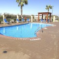 Swimming pool at Holiday Inn Express & Suites Seguin