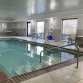 Swimming pool at Holiday Inn Express & Suites Sidney