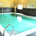 Swimming pool at Holiday Inn Express & Suites Smithfield Providence