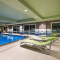 Swimming pool at Holiday Inn Express & Suites Southaven Central Memphis
