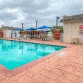 Swimming pool at Holiday Inn Express & Suites Southwind