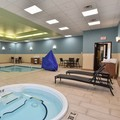 Swimming pool at Holiday Inn Express & Suites Springfield Medical District