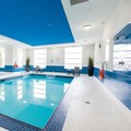 Swimming pool at Holiday Inn Express & Suites Spruce Grove