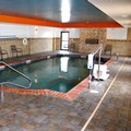 Swimming pool at Holiday Inn Express & Suites St. Louis Airport