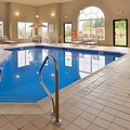 Swimming pool at Holiday Inn Express & Suites St. Marys