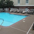 Swimming pool at Holiday Inn Express & Suites Starkville