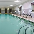Swimming pool at Holiday Inn Express & Suites Stroudsburg Poconos