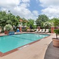 Swimming pool at Holiday Inn Express & Suites Sulphur