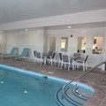 Swimming pool at Holiday Inn Express & Suites Sweetwater