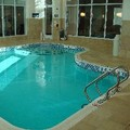 Swimming pool at Holiday Inn Express & Suites Toronto Markham