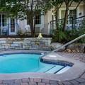 Swimming pool at Holiday Inn Express & Suites Tremblant