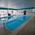 Swimming pool at Holiday Inn Express & Suites Troy