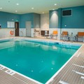 Swimming pool at Holiday Inn Express & Suites Victoria Colwood