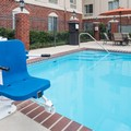 Swimming pool at Holiday Inn Express & Suites W. Monroe