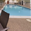 Swimming pool at Holiday Inn Express & Suites Weatherford