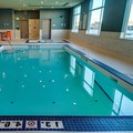 Swimming pool at Holiday Inn Express & Suites West Edmonton Mall Area