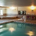Swimming pool at Holiday Inn Express & Suites Wichita Northeast