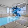 Swimming pool at Holiday Inn Express & Suites Woodstock South
