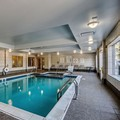 Swimming pool at Holiday Inn Express & Suites Wytheville