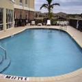 Swimming pool at Holiday Inn Express & Suites at the Forum