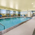 Swimming pool at Holiday Inn Express & Suites in Sumner